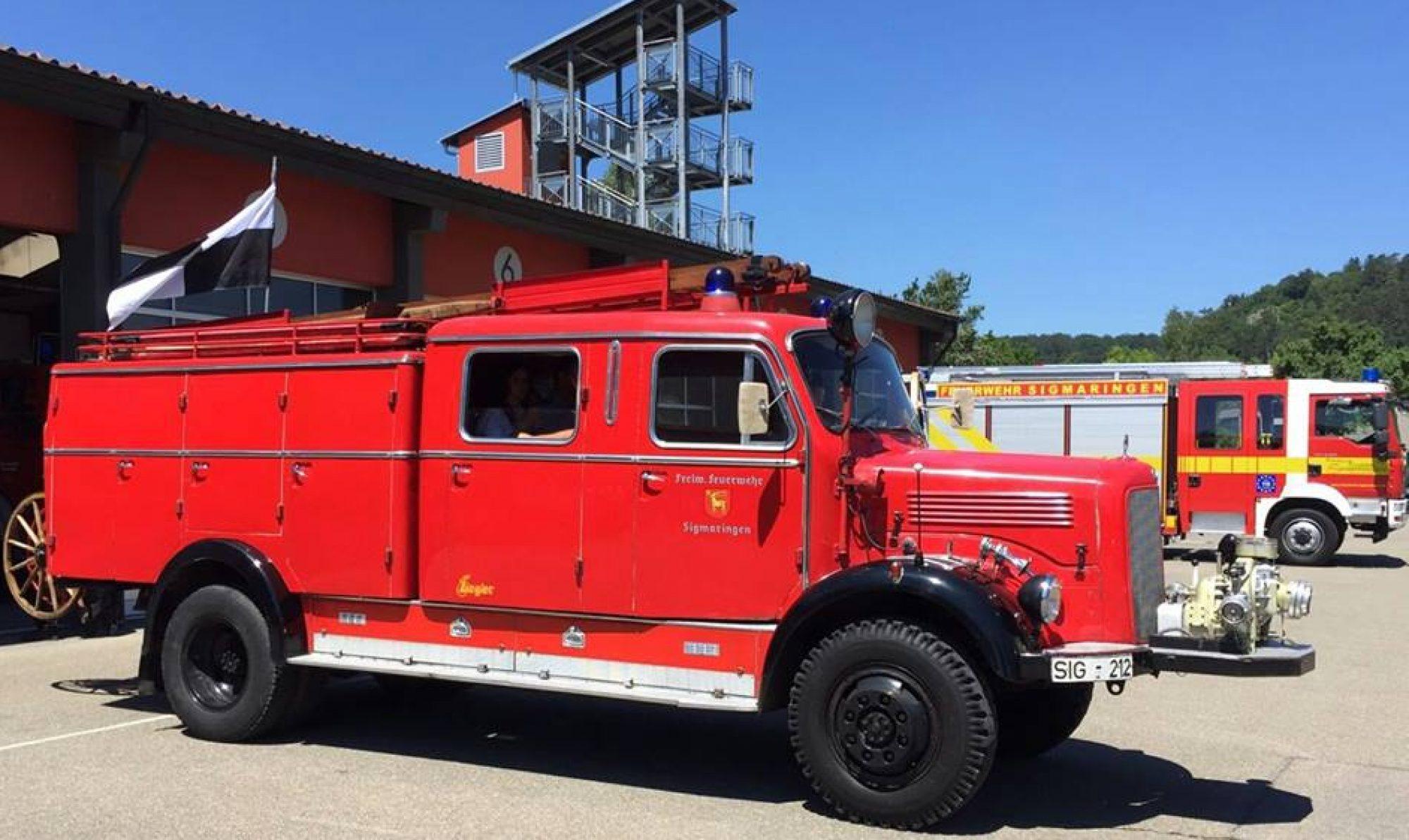 Förderverein Feuerwehr Sigmaringen e.V.